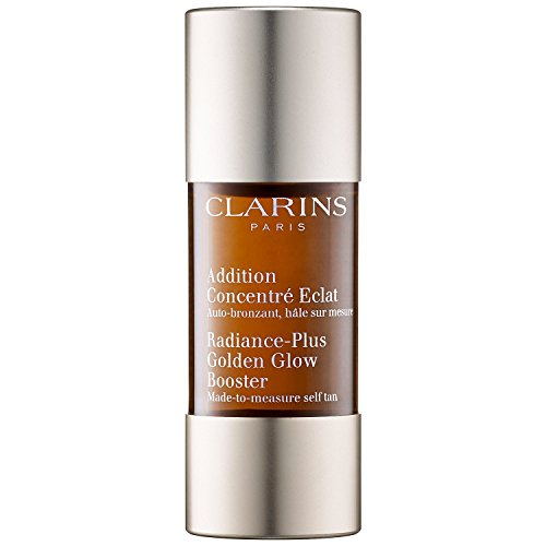 Clarins Radiance - Plus Golden Glow Booster For Face - .50 fl oz