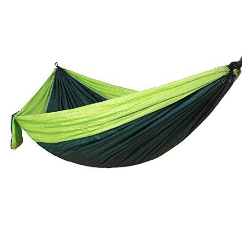 Fusanadarn parachutestof, nylon, voor buiten, voor het ophangen van lakens, voor tweepersoonsbedden, camping, voor binnen en buiten