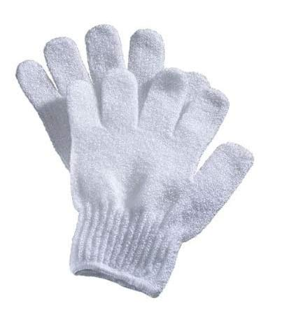 BEAUTY SPA FACE FACIAL SKIN CARE BODY CLEANSING EXFOLIATING INVIGORATING GLOVES by Guaranteed4Less