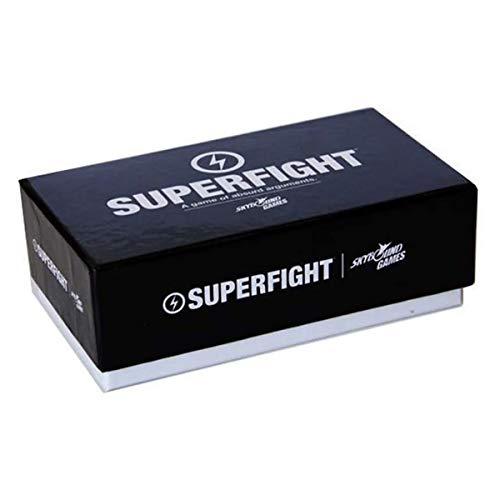 GXLO Tarjeta de Juego Tarjeta Super Fight Tarjeta Anti-Humana de edición básica de Super War Tarjeta de Super War