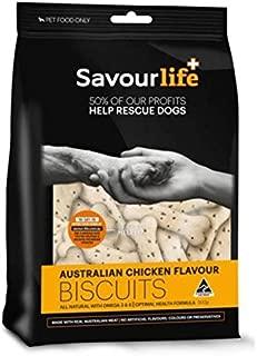 SavourLife Chicken Flavour Biscuits 500 g