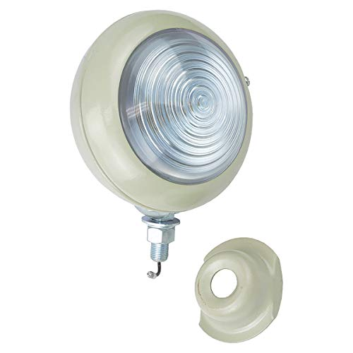 Complete Tractor 1100-6009 Light Assy, Grey