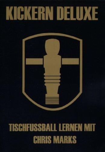 Kickern Deluxe: Tischfussball lernen mit Chris Marks [1000 DVDs]