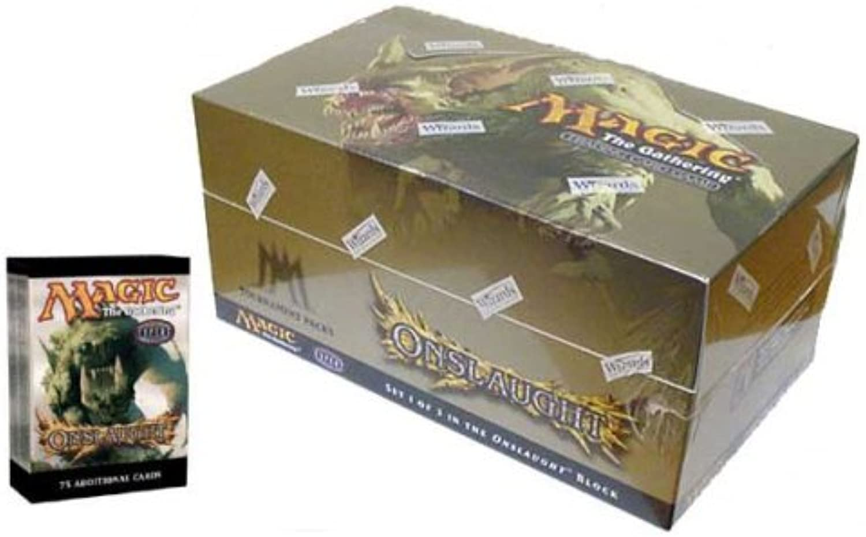 Magic the Gathering Onslaught Tournament Box Display