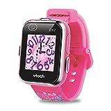 VTech - KidiZoom SmartWatch DX2 – Rose – Montre Photo Vidéo Pour Enfants - Version FR