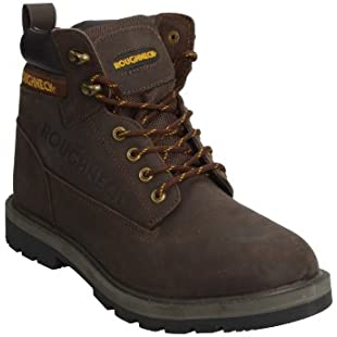 Roughneck Clothing RNKTORNAD8B UK-8 Euro-42 Tornado Site Boots Composite Midsole - Brown
