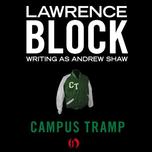 Campus Tramp audiobook cover art