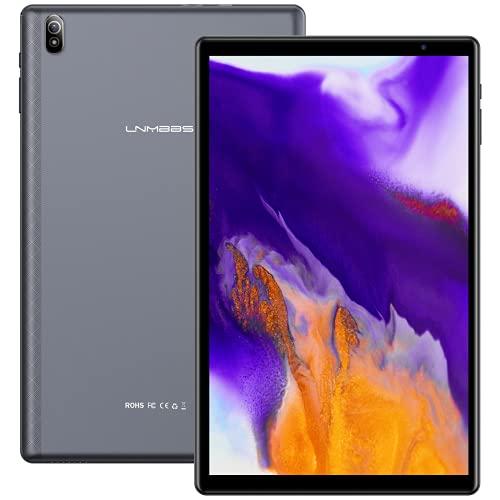 5G WiFi Tablet con Display 10.1 , Android 10.0, 1920*1200 FHD, Processore Octa-Core 1.8 GHz con Storage 64 GB e 128GB Espandibili, RAM 4 GB, Bluetooth 5.0, GPS Face ID OTG Proiezione Wireless Supporto