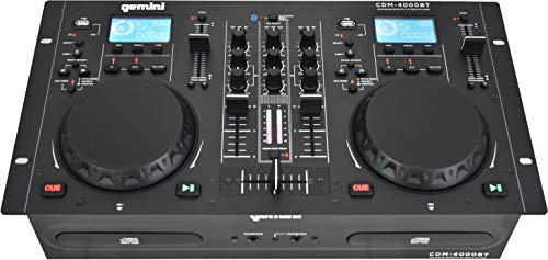 Gemini DJ Digital Media Player (CDM-4000BT)