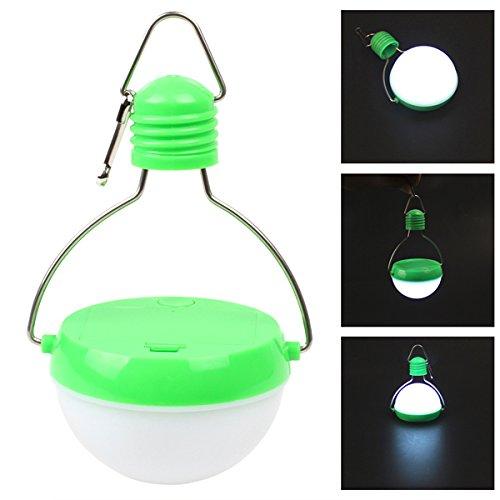 7 x 0,5W LED 3 Modes de Super Bright Lampe Camping Lampe tente d'extérieur