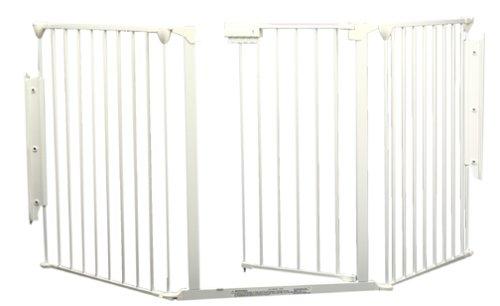 Custom Fit KidCo Configure Gate - White