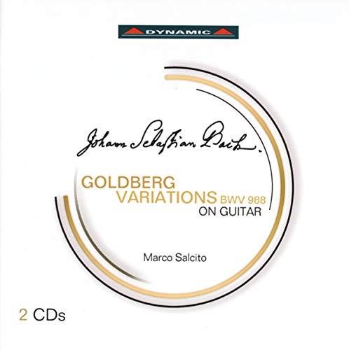 Goldberg-Variationen auf der Gitarre
