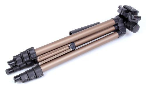 DURAGADGET-trípode plegable ligero para cámara de fotos Nikon Coolpix P900 capacidad y...