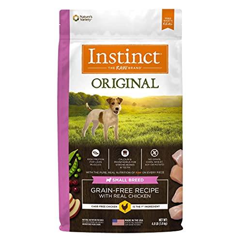 Croquetas Instinct Pollo 1.8 Kg - Para Perros de Razas Pequeñas