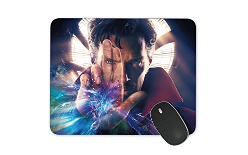JNKPOAI The Cartoon Mouse Pad with Various Styles Marvel Anti-Slip Mouse Pad Office Mouse Pad Computer Game Mouse Pad Doctor Strange Mouse pad(Doctor Strange)