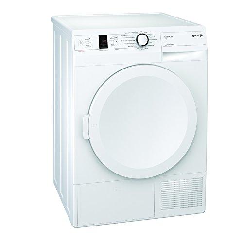 Gorenje D 8566 A+++ Kondenstrockner FL /A+++ / 8 kg / Wärmepumpentechnologie / Startzeitvorwahl 24 h / Knitterschutz