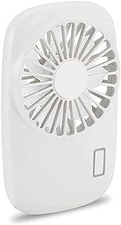 massager Handheld Mini Fan Pequeño Pequeño Ventilador Portátil Portátil Ajustable USB Carga Enfriamiento Niños Mujeres Ini...