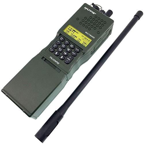 【Tienda Oficial ZTAC】 Z-Tactical AN-152 PRC-152 Estuche de Radio simulado Modelo Talkie-Walkie Modelo para Radio Baofeng Sin función Modelo 1: 1 Estuche Verde Z020