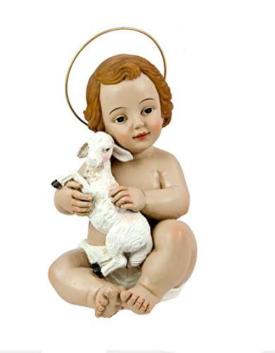 REGALOS LLUNA NIÑO JESÚS con Oveja