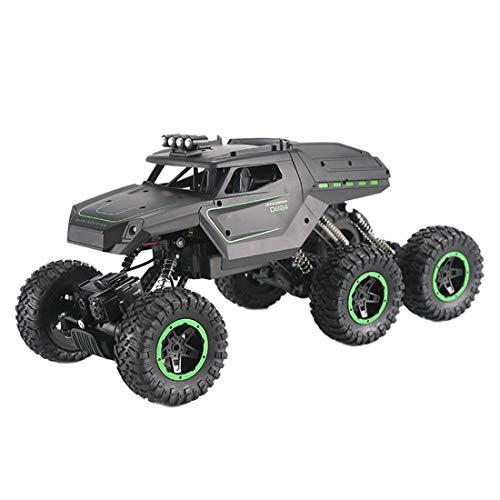 Batop Ferngesteuertes Auto, 1:12 6WD Ferngesteuertes Geländewagen Buggy 2,4 Ghz RC Buggy mit High und Low Speed Modus, Beleuchtung*