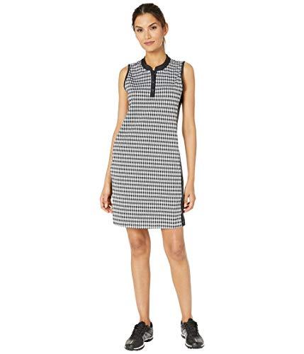 Tribal Women's Golf Dress W/Short, White, XXL