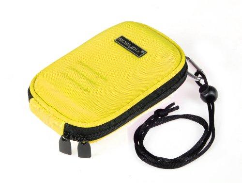 Easypix PopBox wasserabweisend Kamera/Handytasche gelb