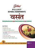 Golden Pullout School Assignments Hindi VI