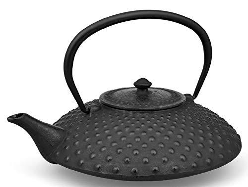Maoci - gusseisen Teekanne Kambin 1,2ltr. schwarz