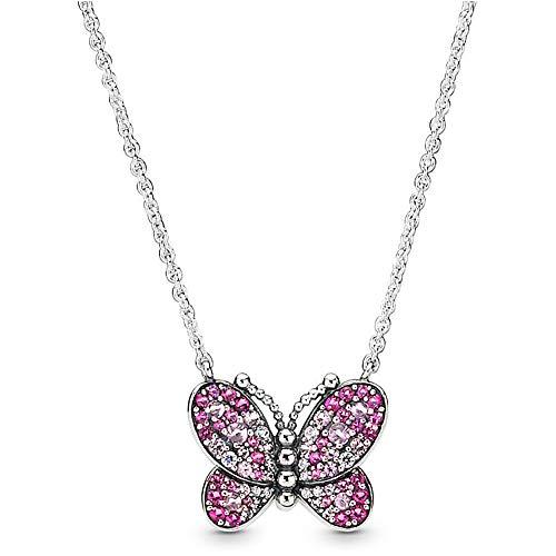 Pandora Women's Necklace Jewellery Garden Trendy code 397931NCCMX-50