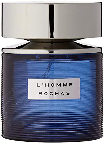 Rochas L'Homme Eau DE Toilette 60ML VAPORIZADOR Unisex Adulto, Negro, 60 ml