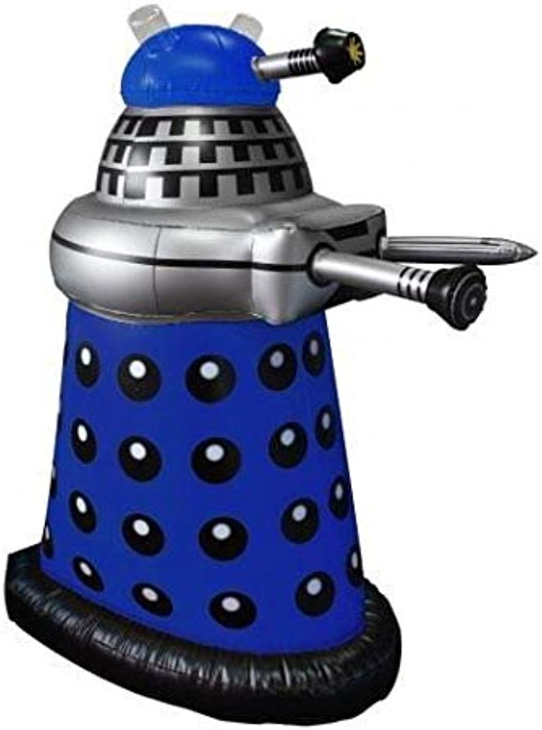 Doctor Who Small 30  Inflatable Dalek Blau