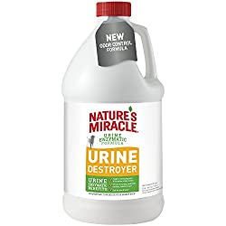 NATURE'S MIRACLE - Best Dog Urine Destroyer