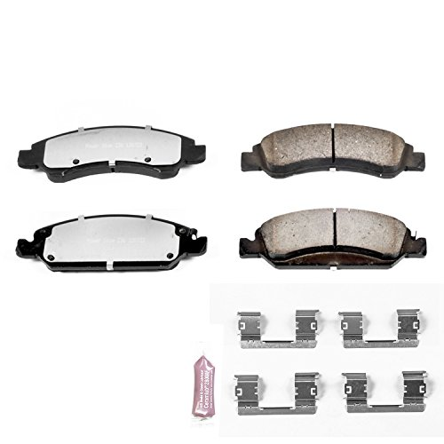 My Top Pick: Power Stop Z36-1363 Truck & Tow Brake Pads