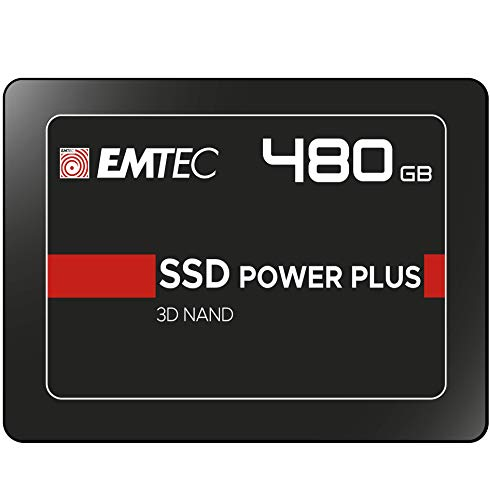 Emtec X150 480 GB Interne SSD Power Plus 3D NAND