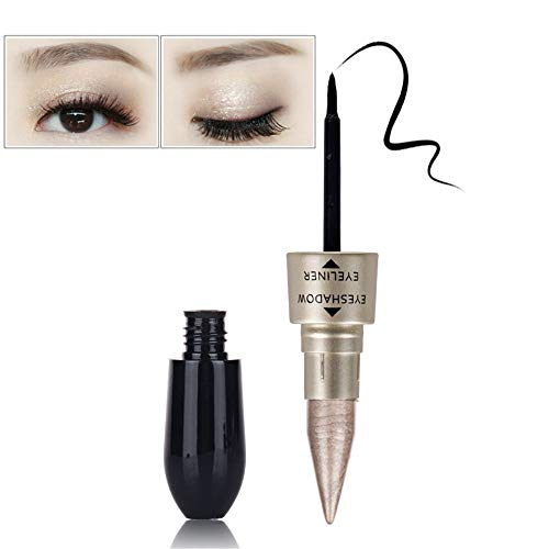 Professional Eye Shadow Memory Stick Eye-Liner, Imperméable Glitter Longue Durée Ombre À Paupières, Maquillage Portable Multifonctions Eyeliner Eye Outil,06