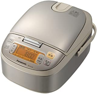 パナソニック 5.5合 炊飯器 IH式 ロゼシャンパン SR-HC102-N