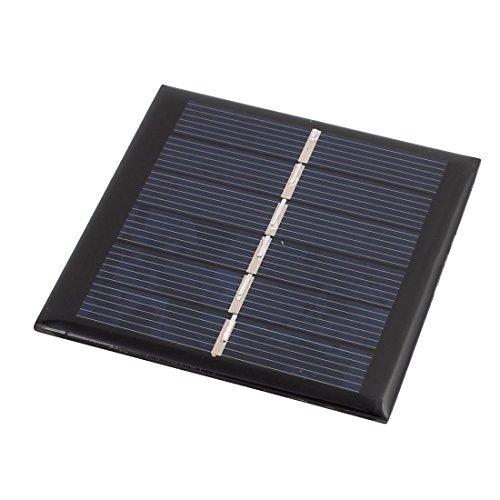 sourcing map 65 mm x 65 mm 0,6 Watt 3 Volt polykristallines Solarzellen Modul DE de