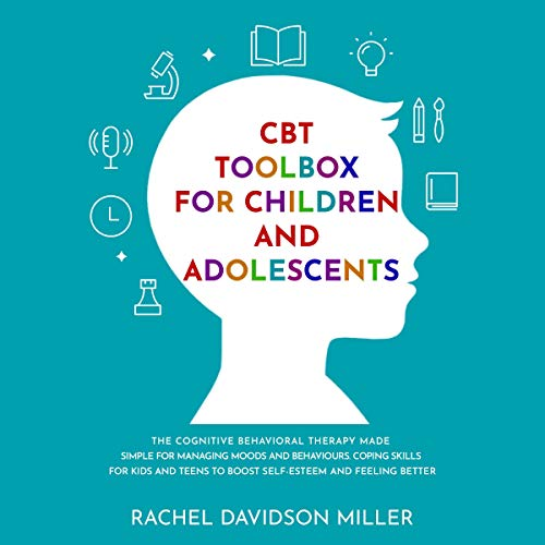 CBT Toolbox for Children and Adolescents cover art