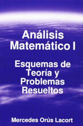 Análisis Matemático I - Esquemas de Teoría y Problemas Resueltos
