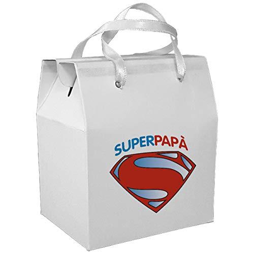 My Custom Style Scatola Scrigno #Festa del papà Super1#72x95x110mm 300g
