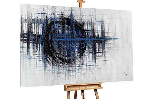 Kunstloft® Extraordinario Cuadro óleo 'Mighty Warrior'