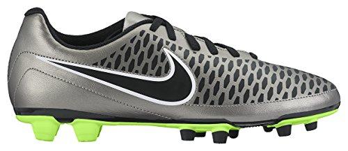 Nike Herren Magista Ola FG Fußballschuhe, Gold MTLC Pewter Blk Ghst Grn White 010, 44.5 EU