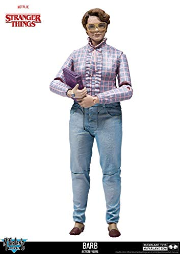 Stranger Things Actionfigur Barbara Holland (Barb) Material: Kunststoff, Hersteller: McFarlane.