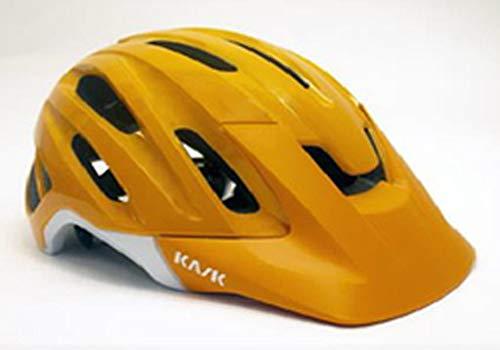 Kask Caipi Casco de Bicicleta para Adulto, Unisex, Naranja, Grande