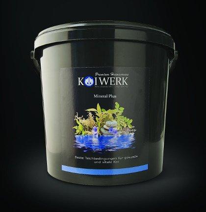 KOIWERK Mineral Plus - Koi - Teich - Pflegemittel (4000 g)