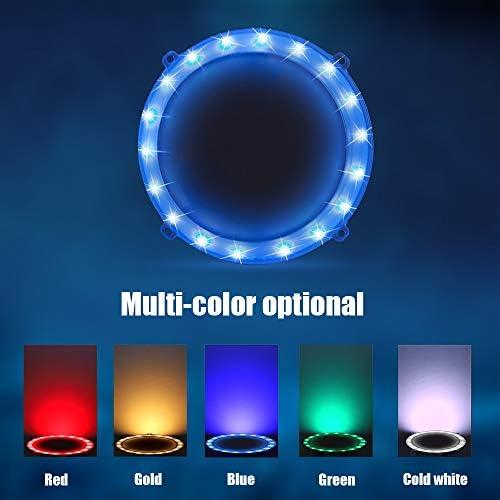 Blinngo Cornhole LED Board Lights LED Cornhole Lights Meet Regulation Cornhole Boards 4 feet product image