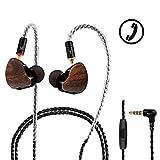 en monitores de oído Auriculares con Cable Controladores Dobles...