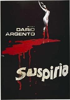 Suspiria POSTER Movie (27 x 40 Inches - 69cm x 102cm) (1977) (Italian Style B)