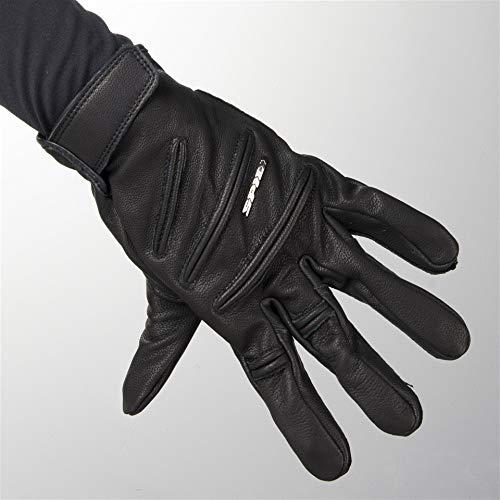Spidi Old Glory Handschuhe, Größe XXXL, Schwarz
