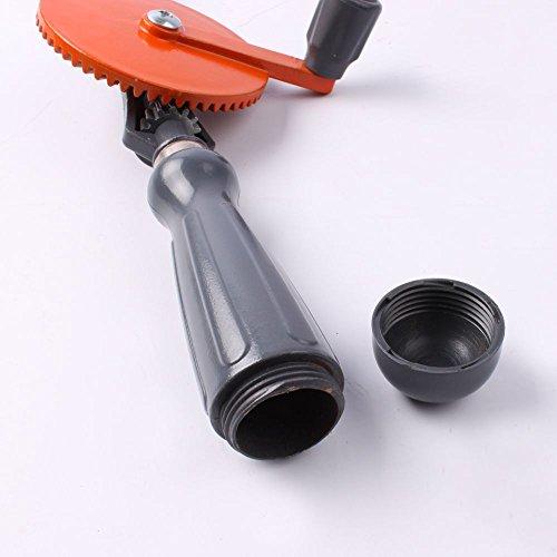 313014 Craftsman Hand Drill Double Pinion Wood Tools DIY 3/8 'Chuck